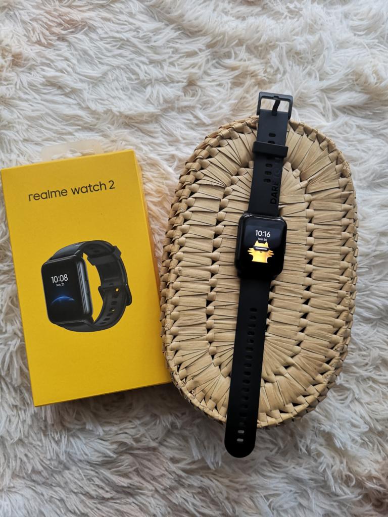 realme watch 2 recenzja