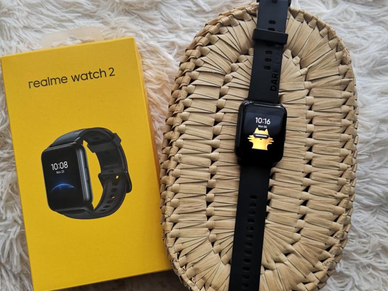 Test i recenzja realme Watch 2. Podpowiadamy, czy warto kupić zegarek za niecałe 250 zł