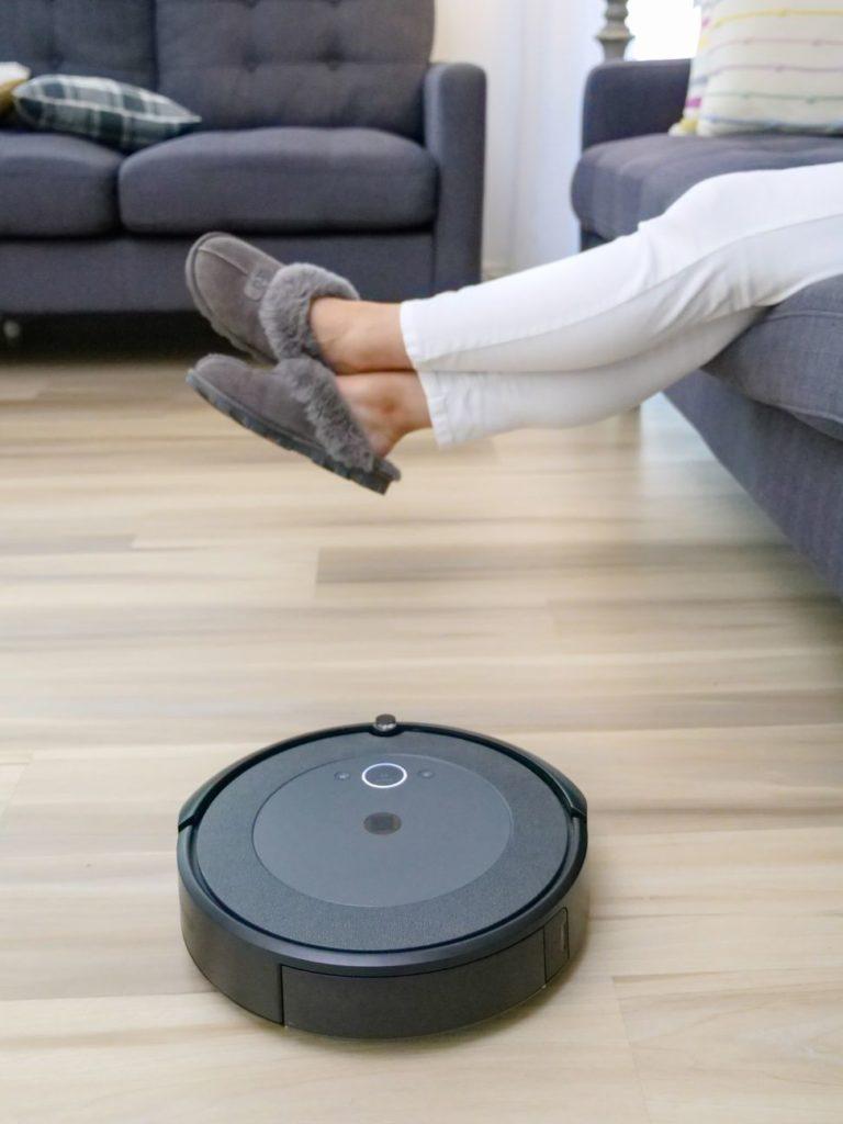 Robot sprzątający free time