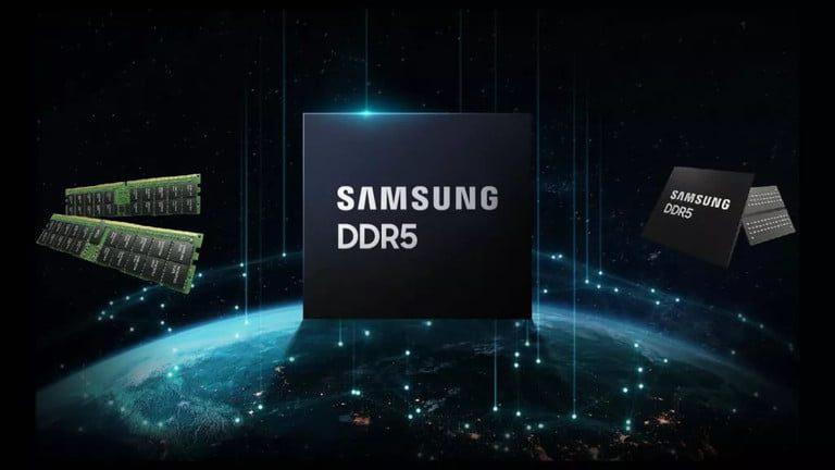 Pamięć RAM DDR5 od Samsunga będzie lepsza we wszystkim od DDR4. Nawet o 40%!