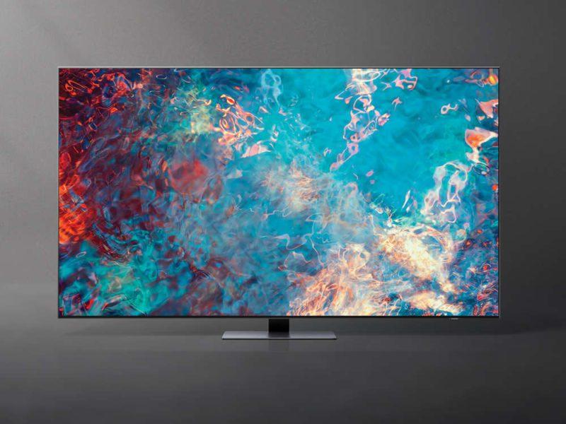 Zaskakująca hybryda. Test i recenzja telewizora Samsung 55QN85A