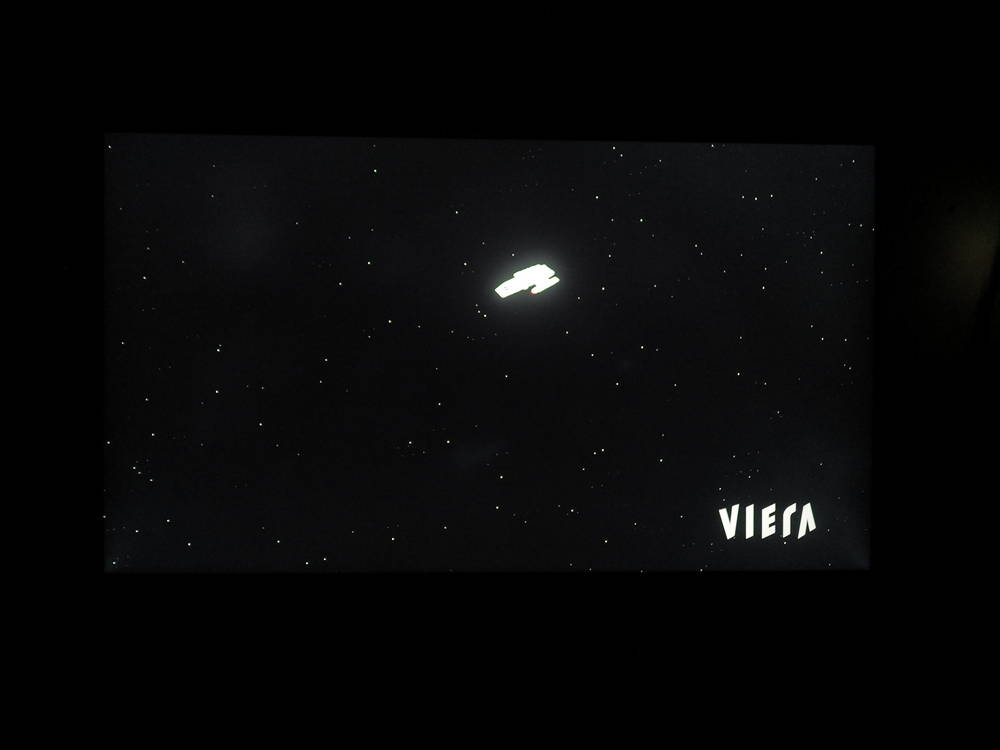 scena testowa statek kosmiczny