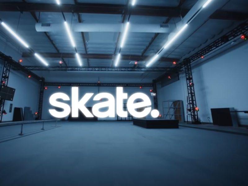 Kickflip nad monitorem potwierdził, że zagramy w Skate 4 na PC!