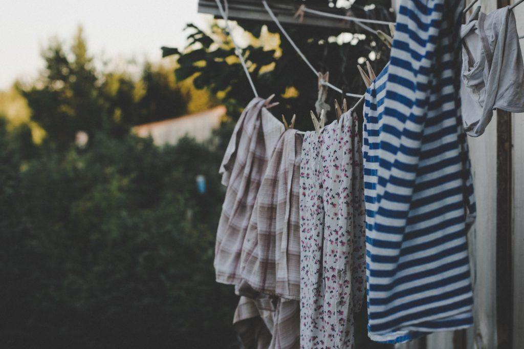 suszenie prania