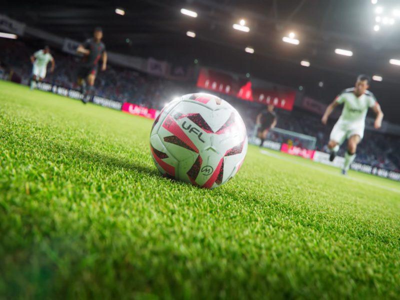 UFL – gra piłkarska, która może być godną konkurencją dla Fify i eFootball. Co o niej wiemy?