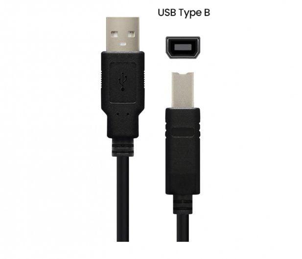 Silver Monkey USB B
