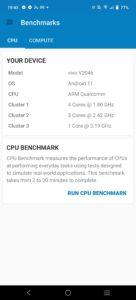 geekbench benchmark vivo x60 pro 5g