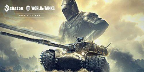 Zespół Sabaton trafił do World of Tanks. Nowa piosenka i nagrody dla graczy