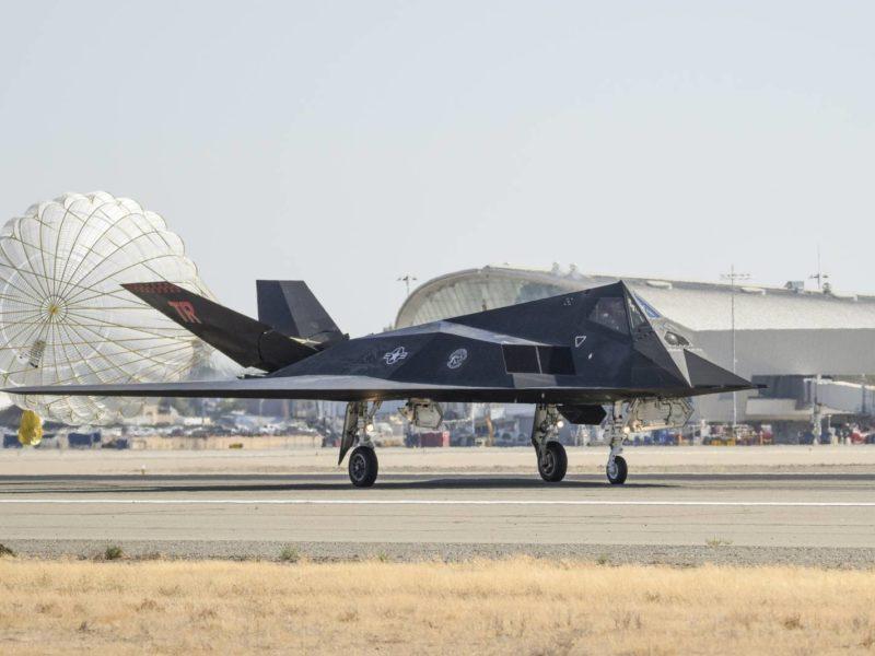 F-117 powraca niczym Fenix z popiołów