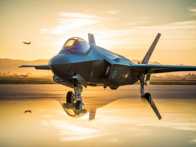 F-35 dla Polski. Rewolucja w siłach powietrznych