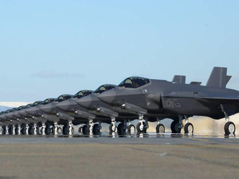 F-35 nie tak dobre jak zakładano. Co teraz?