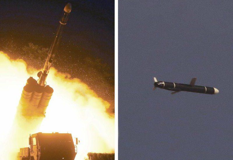 Korea Północna testuje nowy pocisk cruise