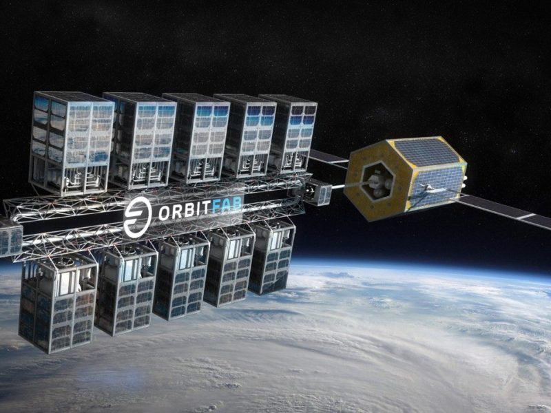 Tankowanie w kosmosie. Orbit Fab uważa, że to możliwe i ma już finansowanie