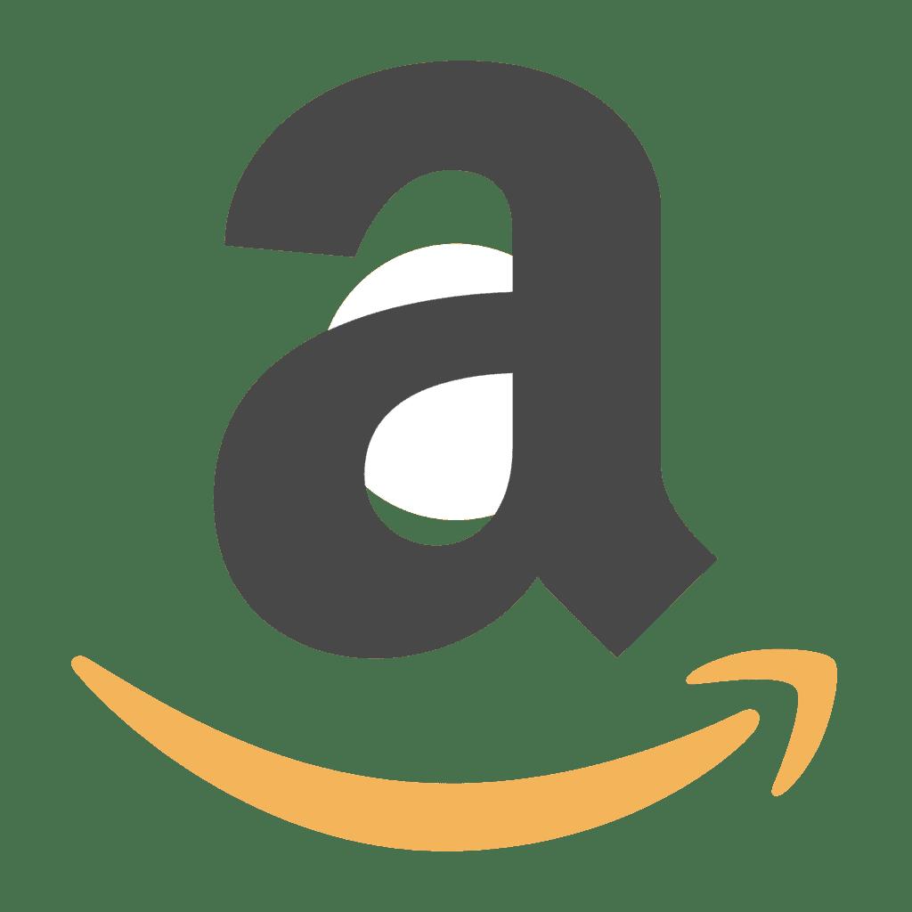 Amazon logo inicjał