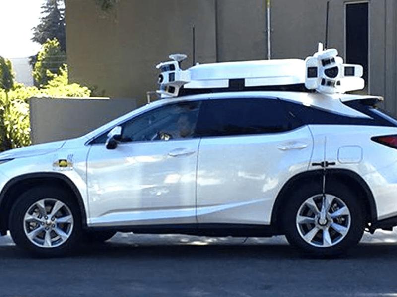 Czy wypadki jeżdżą po inteligentnych samochodach? Kolizje z udziałem Apple Car