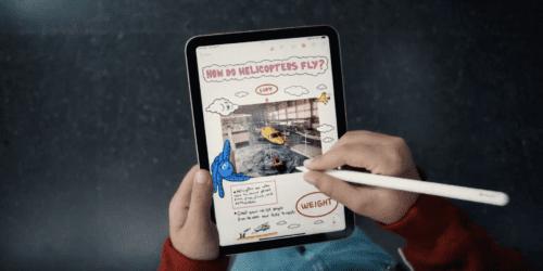 Małe jest piękne? Premiera Apple iPad mini 6. generacji (2021)