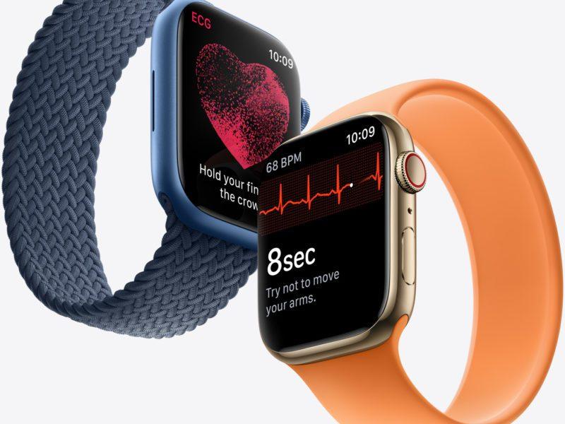 Apple Watch 7 oficjalnie. Specyfikacja, cena i dostępność