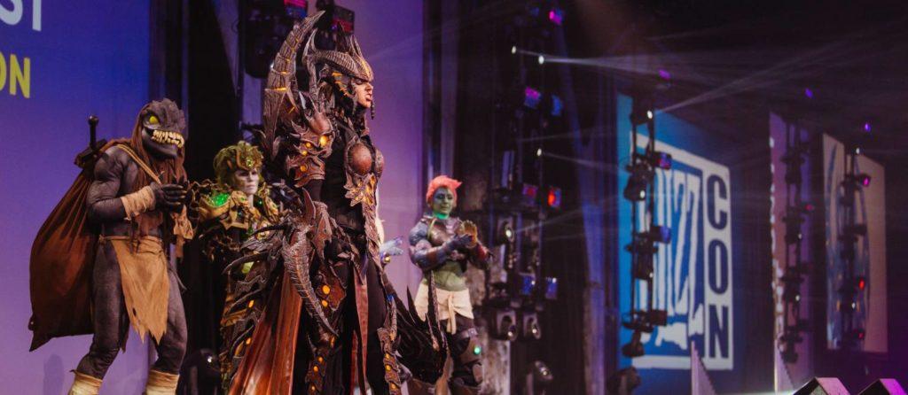 konkurs cosplay blizzcon 2019