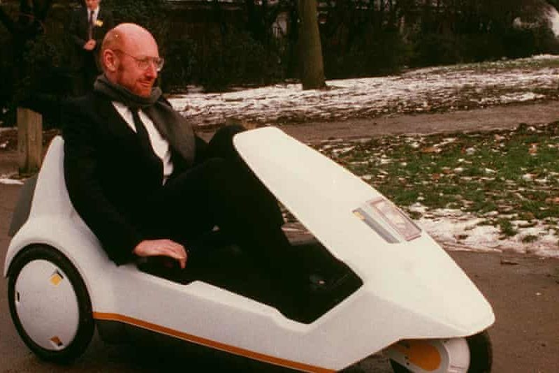 "Zmarł sir Clive Sinclair – ZX Spectrum mówił mu ""Tato"""