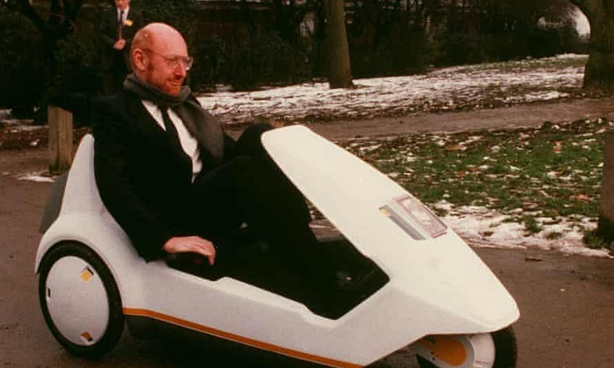 C5 Clive Sinclair