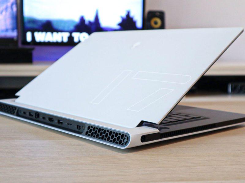 Laptop obcych? Test i recenzja Dell Alienware x17 R1