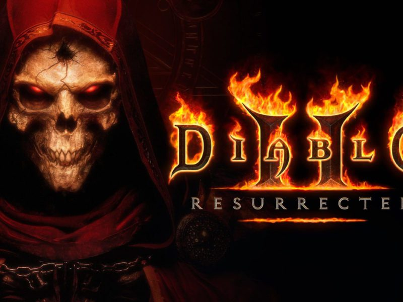 RTX 3060 i RTX 3070 Ti Diablo 2: Resurrected – karty rodem z piekielnych czeluści dla fanów gry Blizzarda