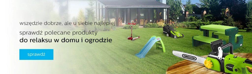 relaks w domu i ogrodzie