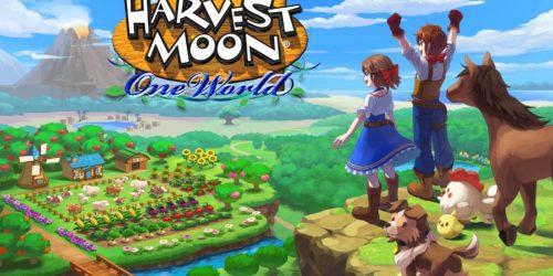 Premiera Harvest Moon: One World na PC. Ale kogo to obchodzi?