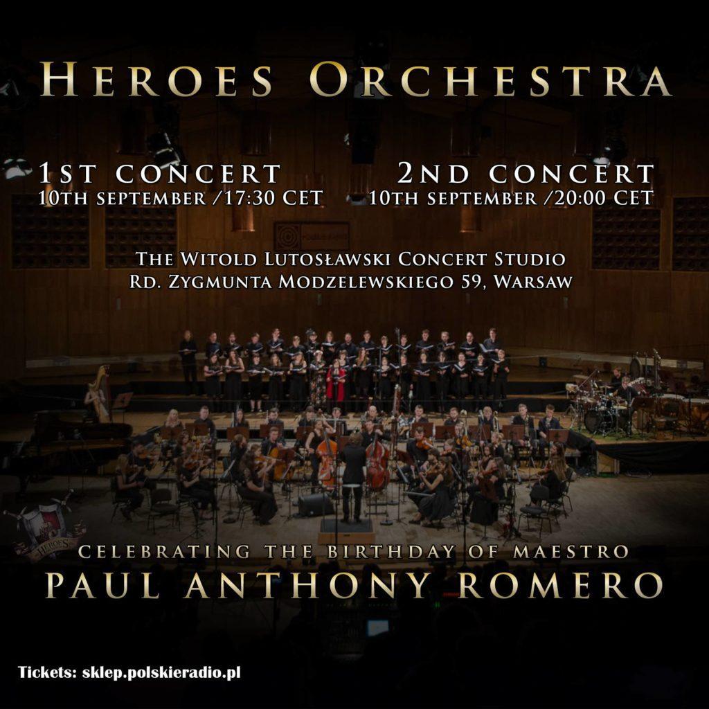 Koncert Heroes Orchestra