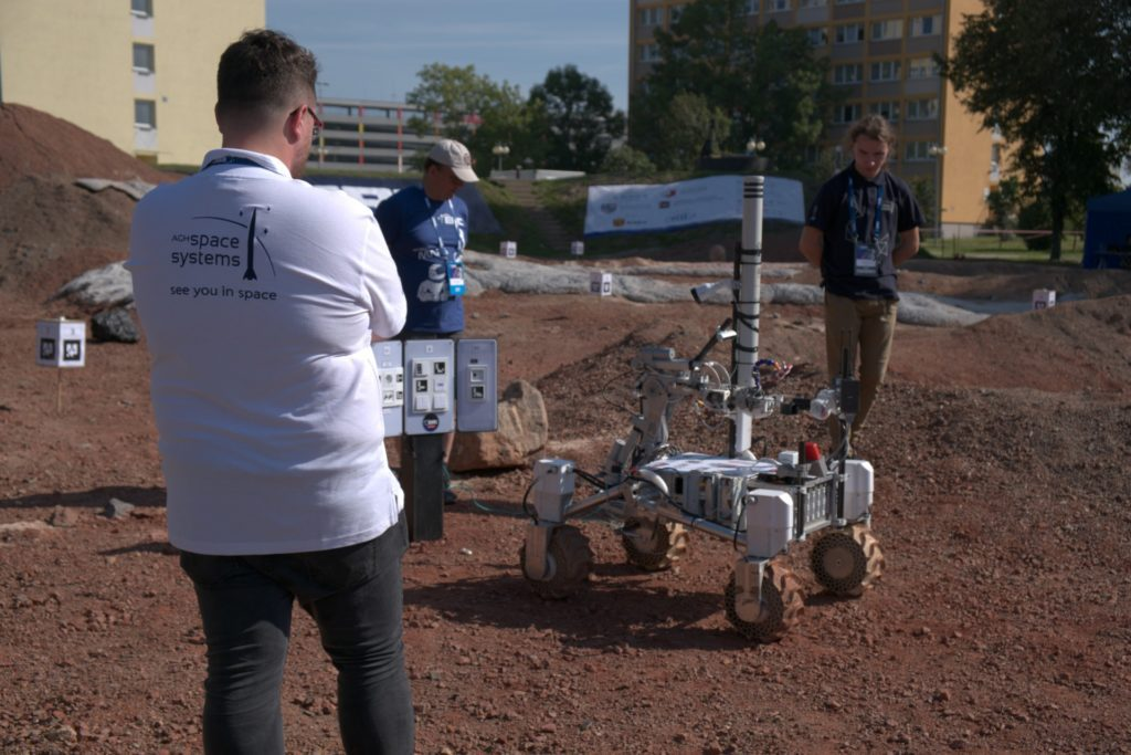 Łazik Marsjański ERC 2021
