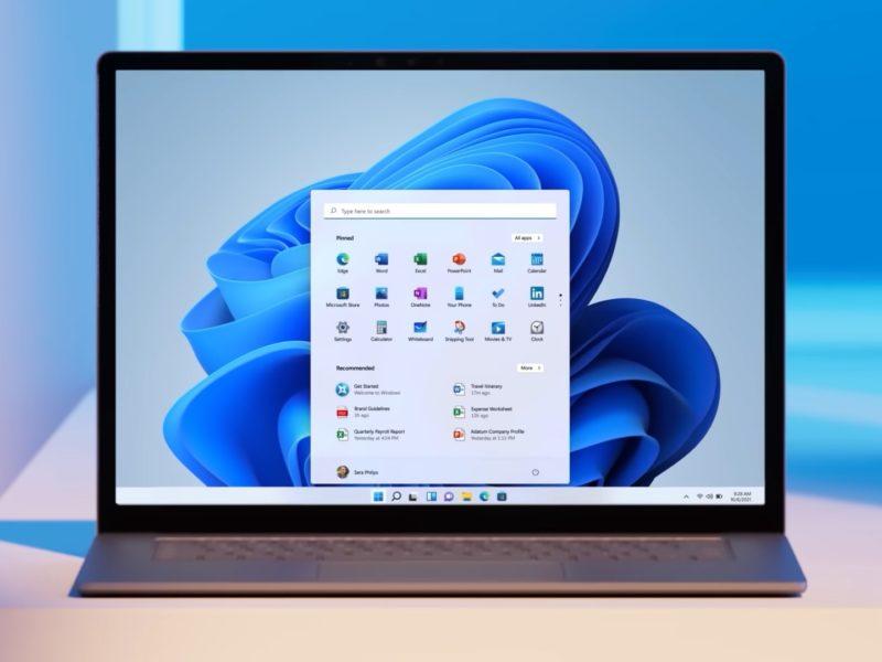 Microsoft Surface Pro 8, Surface Go 3 oraz Surface Laptop Studio – nowe urządzenia Microsoftu z serii Surface z Windowsem 11