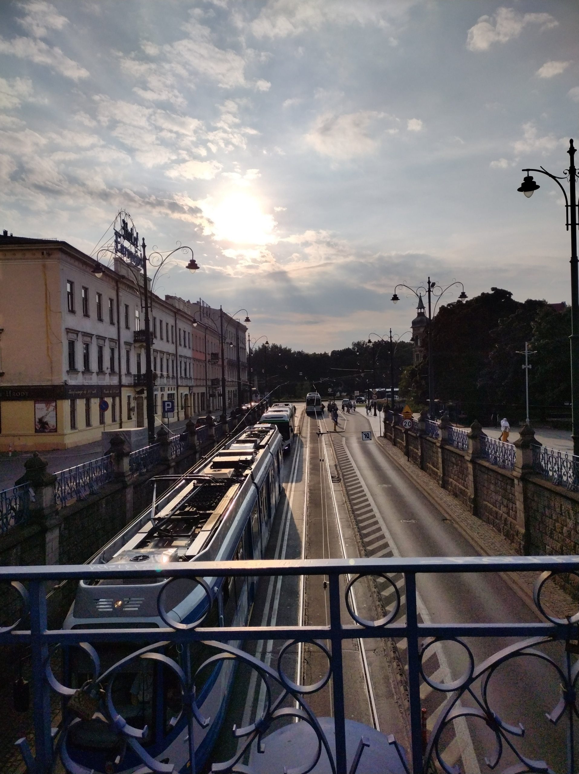 Moto G50 tramwaj