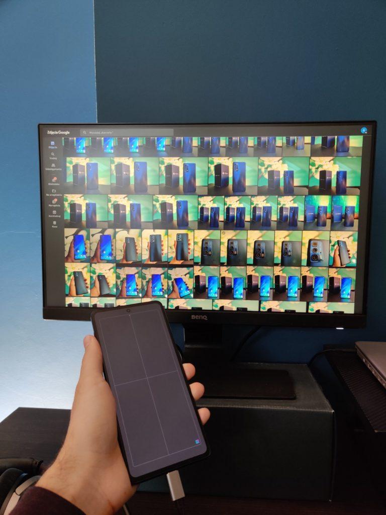 Motorola Edge 20 Pro Ready For przegląd zdjęć