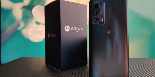 Recenzja Motorola Edge 20 Pro – królowej brzydkich dzwonków, przyzwoitego aparatu i świetnego ekranu