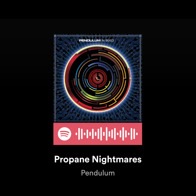 Pendulum Propane Nightmares Nokia Noise Cancelling Earbuds BH-805