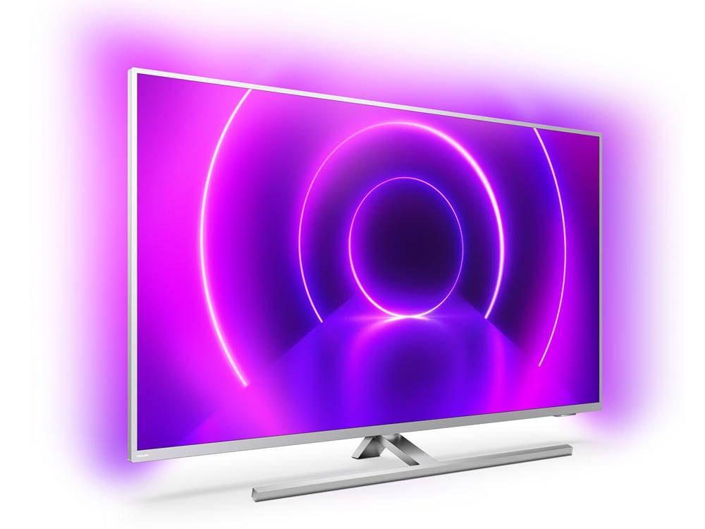 wygląd telewizora philips 50pus8555