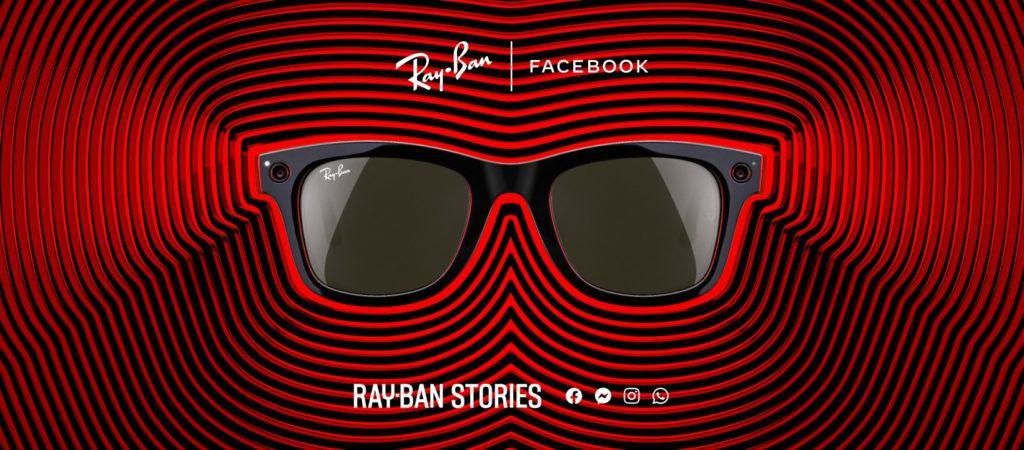 Ray-Ban Stories Facebook inteligentne okulary