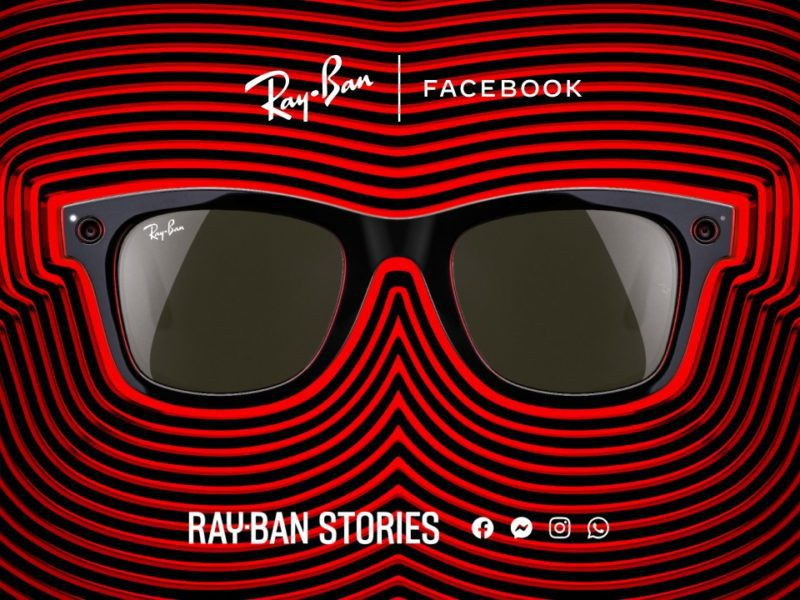 Ray-Ban Stories – inteligentne okulary od Ray-Bana i Facebooka