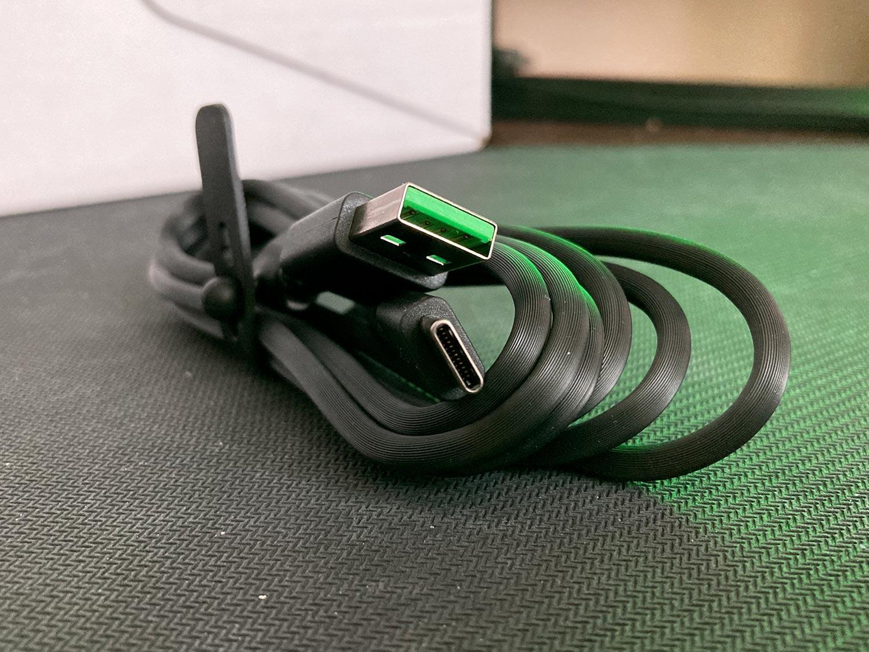 kabel usb typu c słuchawek razer barracuda x