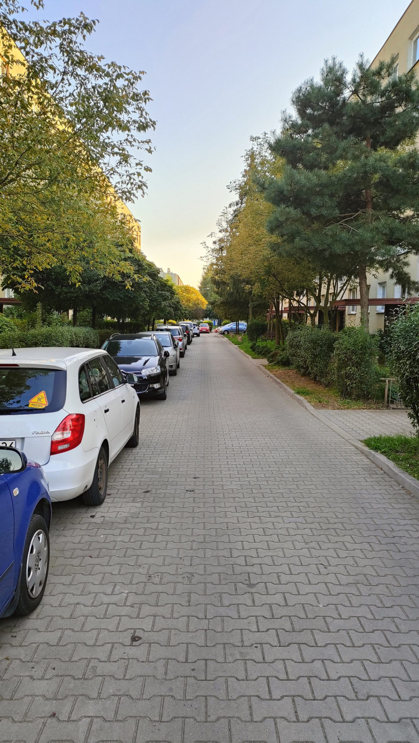 realme gt me parking