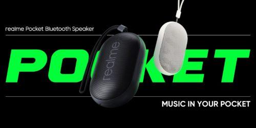 Premiera głośników realme: Pocket Bluetooth Speaker i Cobble Bluetooth Speaker. Czego możemy się po nich spodziewać?