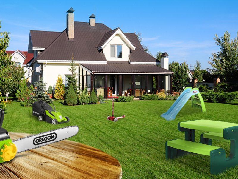 Relaks w domu i ogrodzie – niezależnie od pory roku