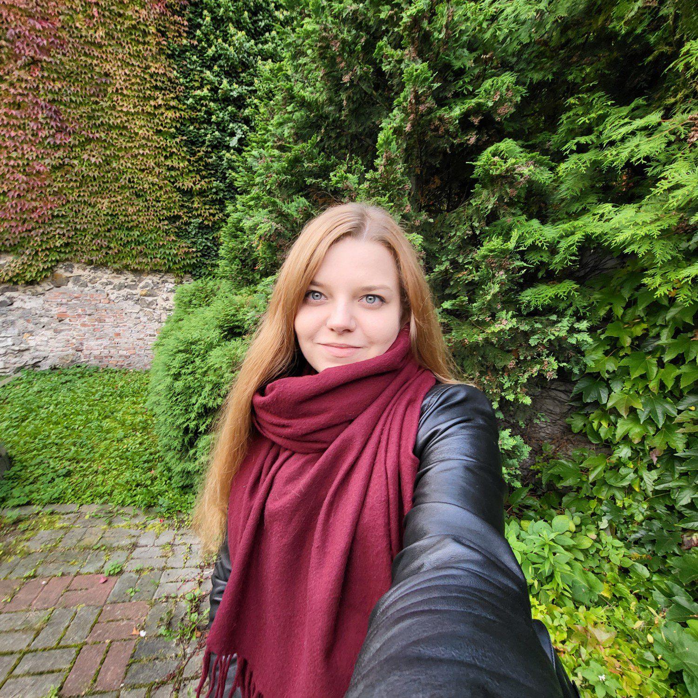 selfie aparatem z flip3