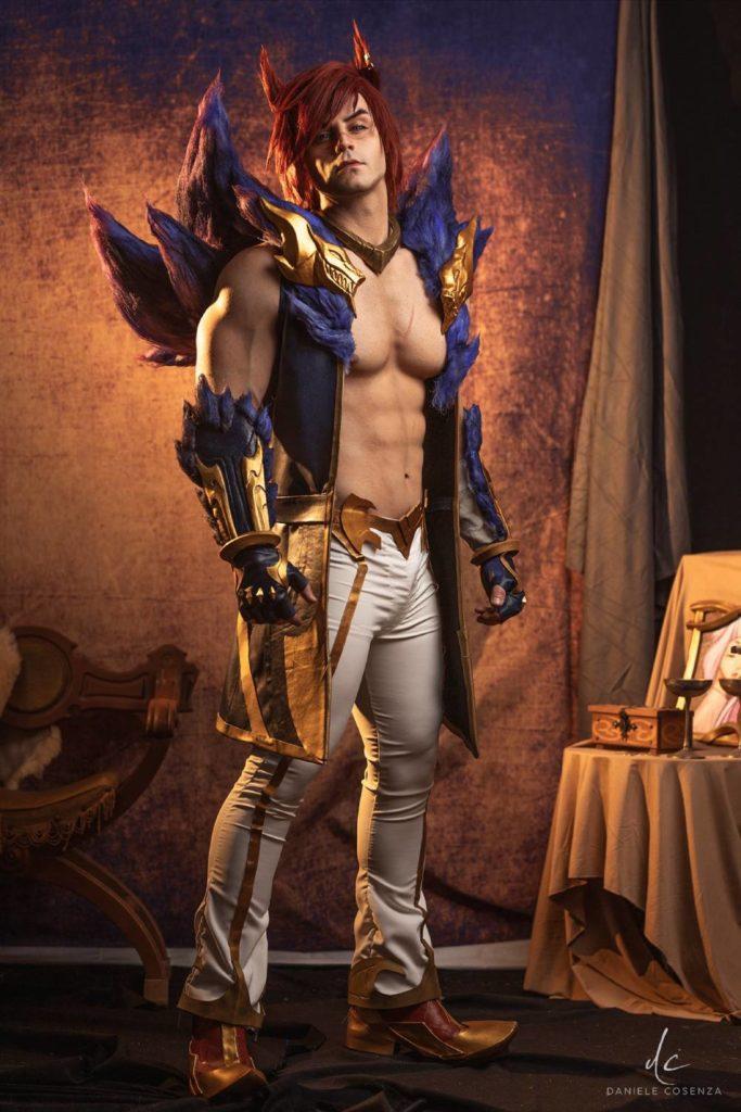 Cosplay Setta z League of Legends