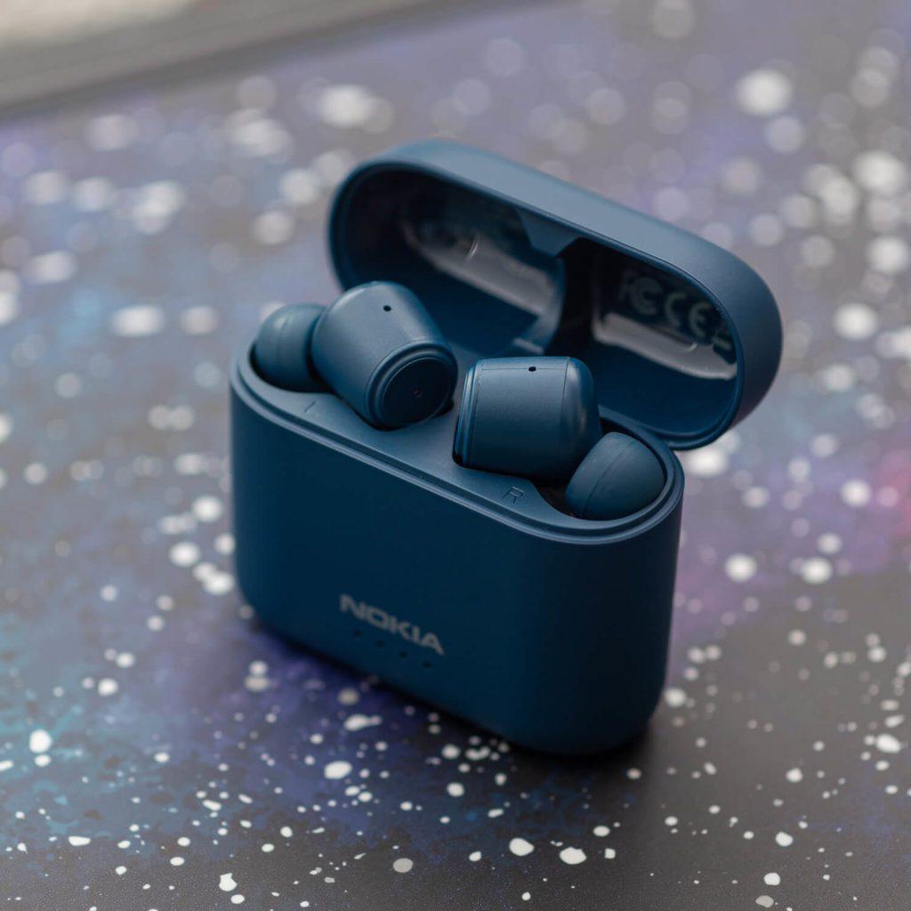 Słuchawki w etui Nokia Noise Cancelling Earbuds BH-805