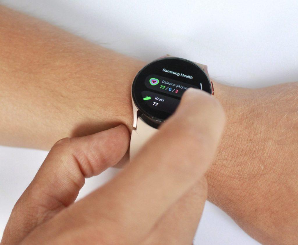 Galaxy Watch 4 funkcje