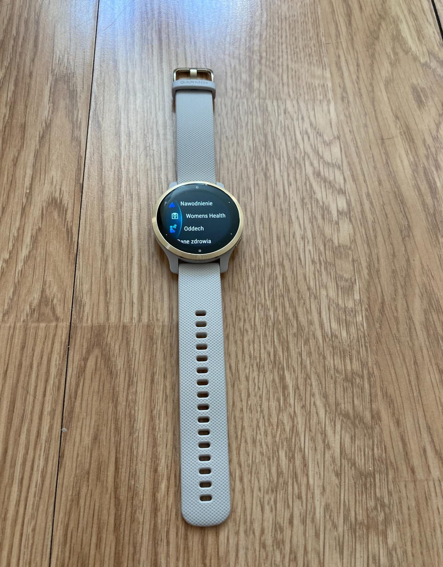 smartwatch garmin venu 2s