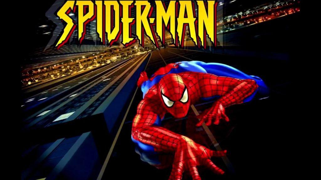 spider-man 2000 na psx