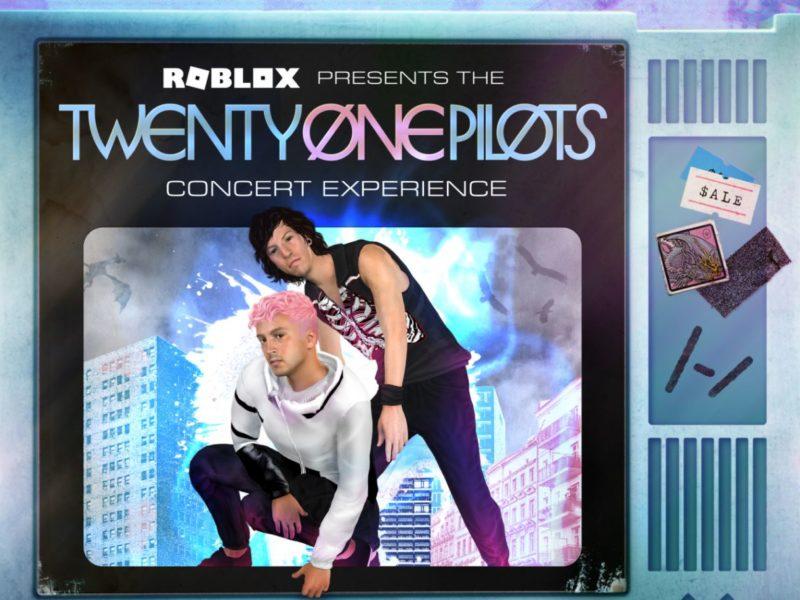 Koncert Twenty One Pilots w grze Roblox. Kiedy i gdzie oglądać?