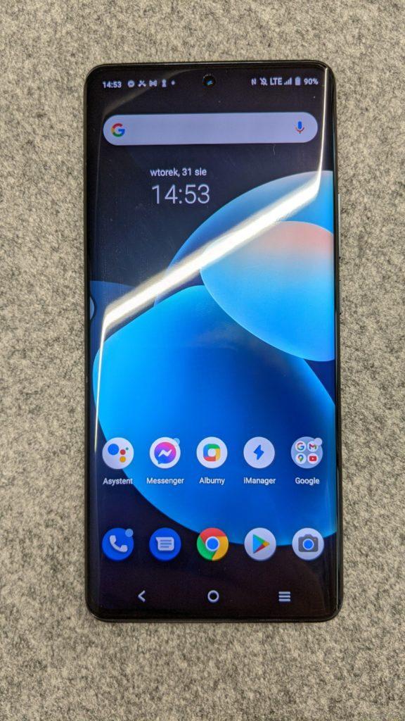 wygląd smartfona vivo x60 pro 5g